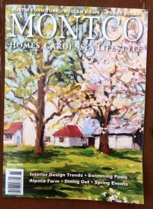 Cover of MONTCO Spring Issue